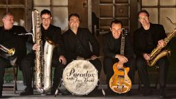 PARADOX JAZZ BAND