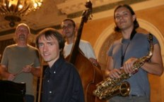 David Timm Jazz Quartett