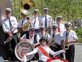 New Orleans Rhythm Brass Band