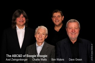 The ABC&D of Boogie Woogie