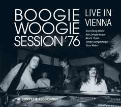 Boogie Woogie Session'76 Live in Vienna - The Complete Recordings